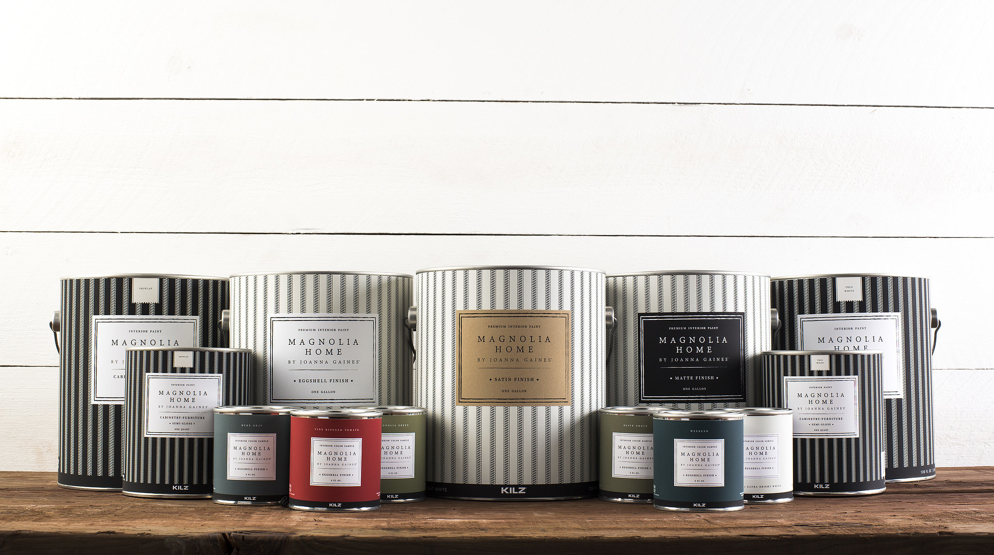 Joanna Gaines Releases Paint Collection For Magnolia Homes