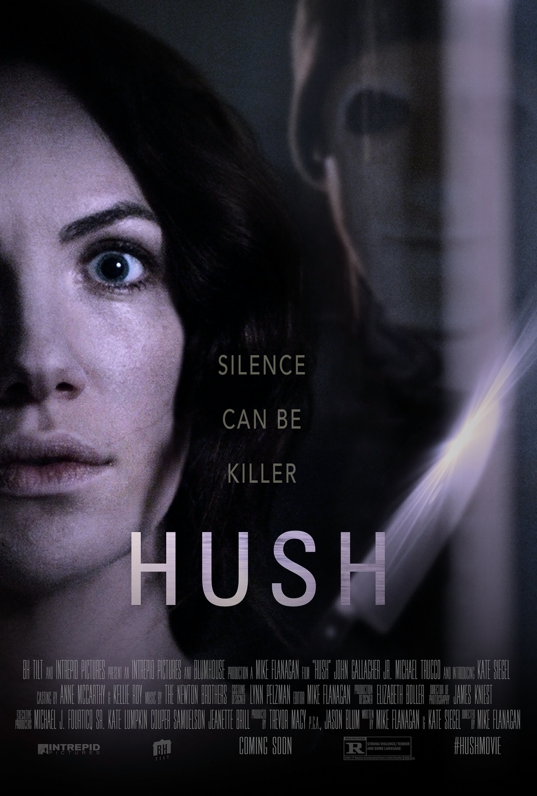 Image result for hush movie poster free use