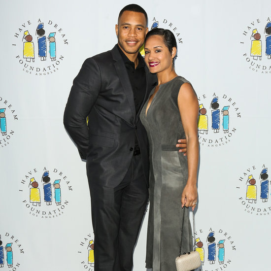 Grace Gealey Marries Trai Byers 2016