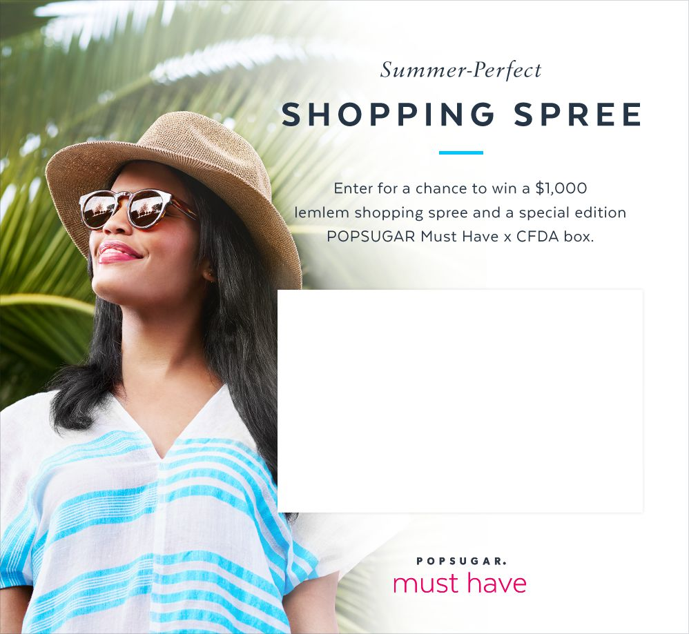 lemlem $1000 Shopping Spree POPSUGAR Must Have