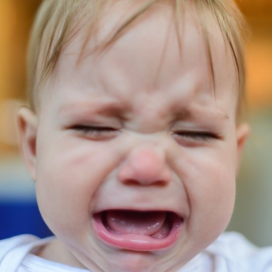 Funny Sad and Angry Baby Pictures