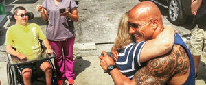 The Rock's Emotional Story About Meeting a Fan With Special Needs Proves His Heart Is Just as Big as His Biceps