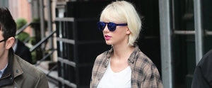 Taylor Swift Returns to NYC Ahead of Her Huge Night at the Met Gala