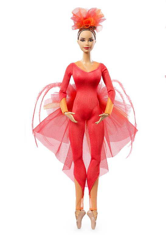 Misty Copeland Barbie Doll Popsugar Moms