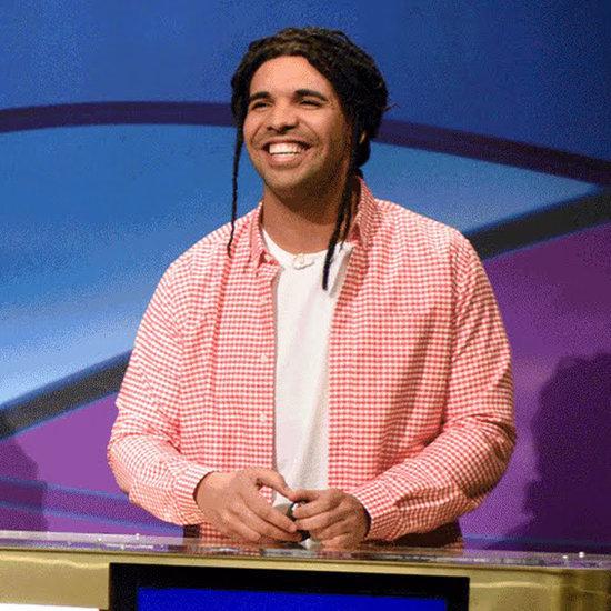Drake's Black Jeopardy Skit on SNL | Video