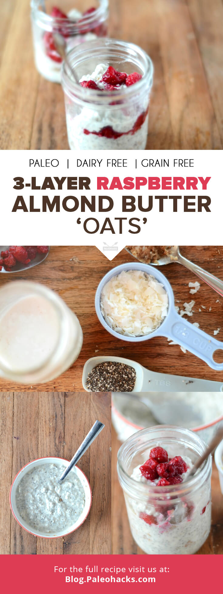 "This Paleo ""Oatmeal"" Recipe Is So Tasty, You'll Probably Want to Have It For Dessert"
