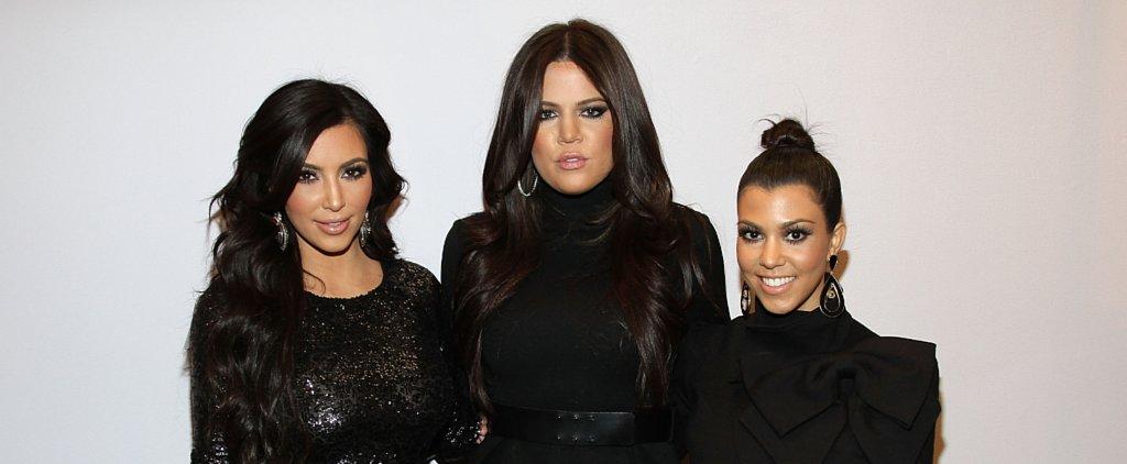 The Kardashians' New Matte Lip Colours Give Kylie's Lip Kit Competition