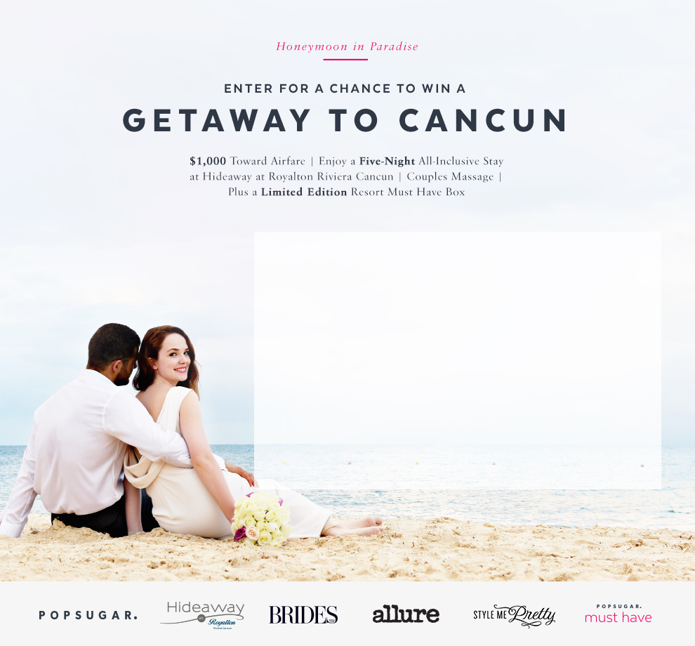 Cancun Honeymoon