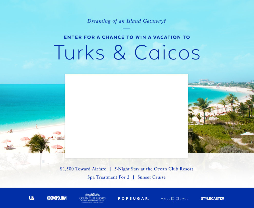 Trip to Turks and Caicos