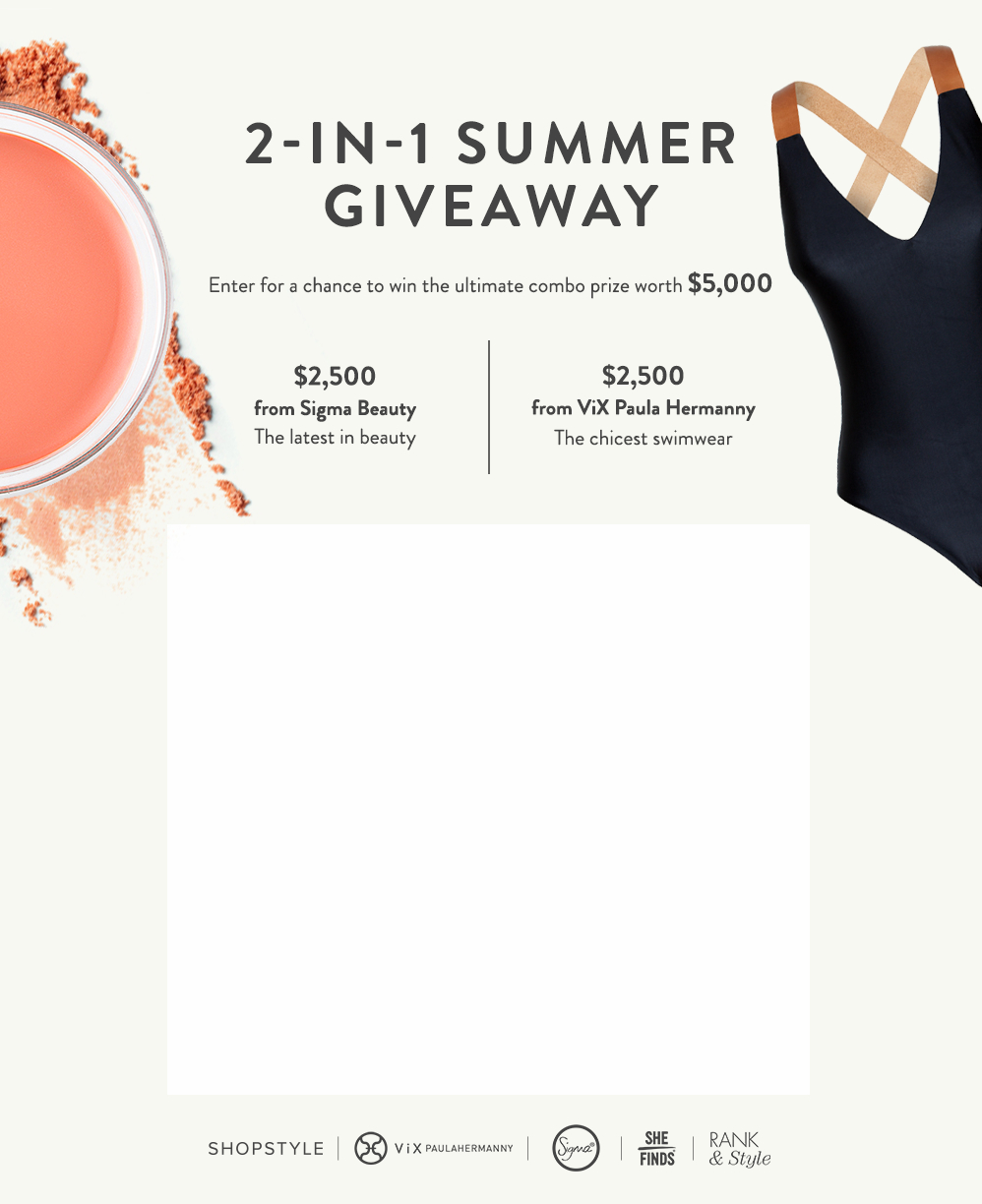 2-in-1 Summer Giveaway
