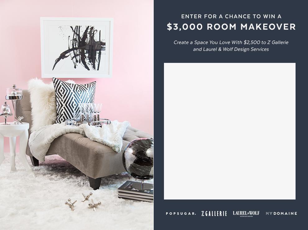 $3,000 Room Makeover