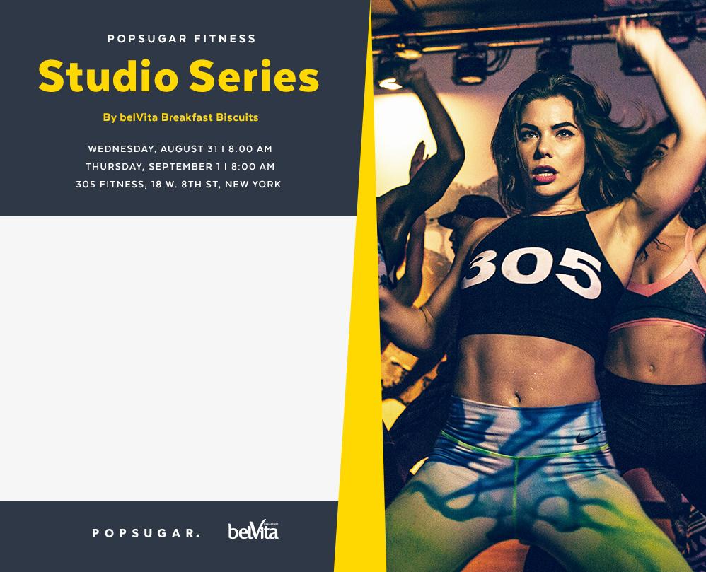 POPSUGAR Studio Series Presented by belVita Breakfast