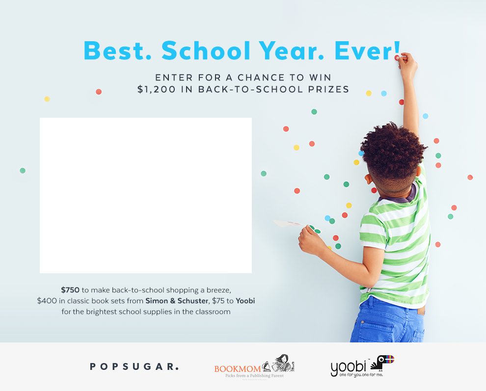 Enter For a Chance to Win $1,200 in Back-to-School Prizes