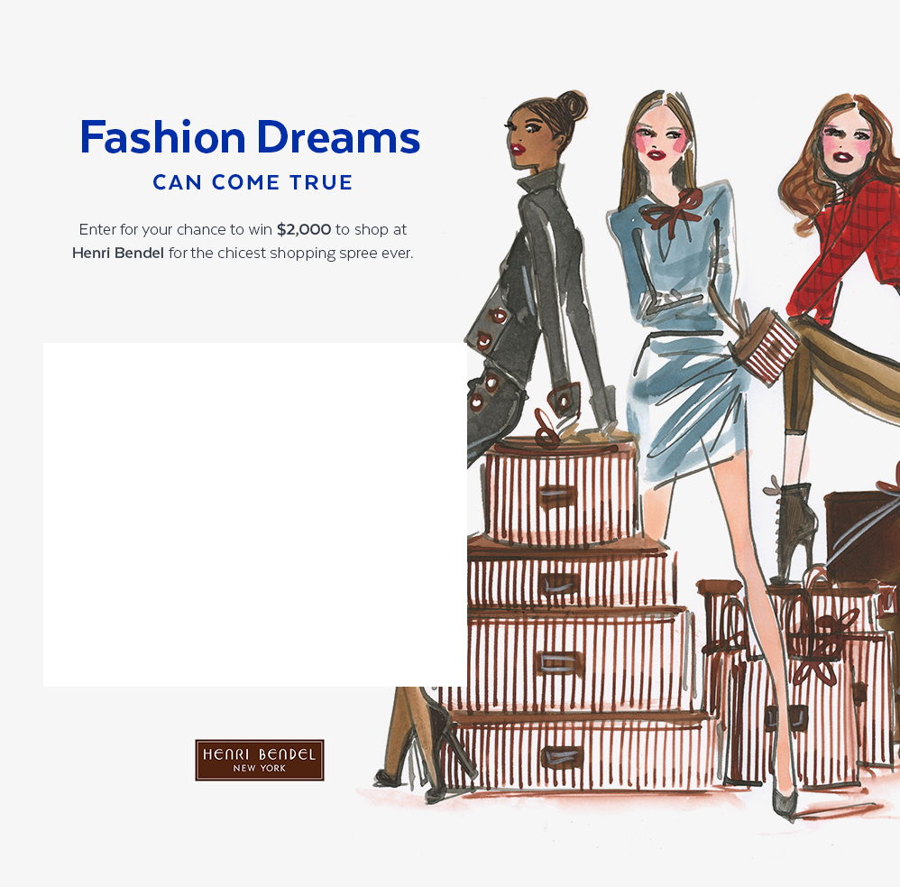 Win a $2,000 Shopping Spree at Henri Bendel