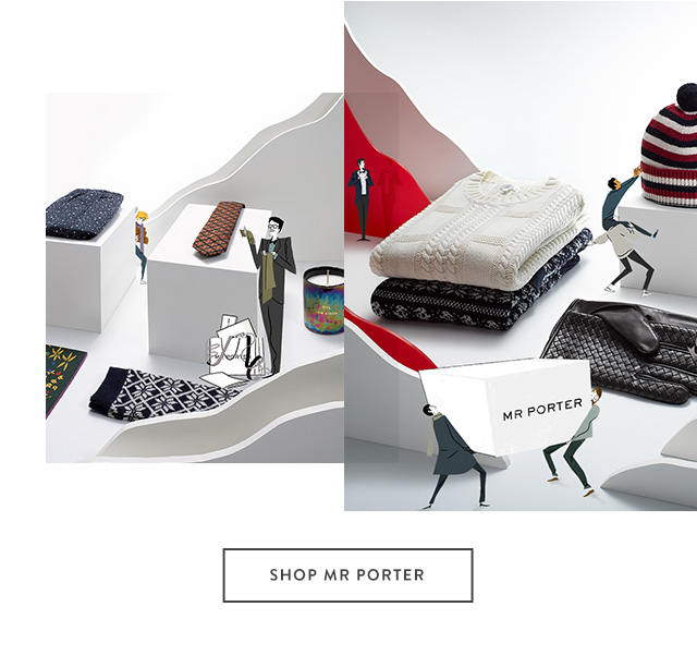 Shop gifts for men from MR PORTER.