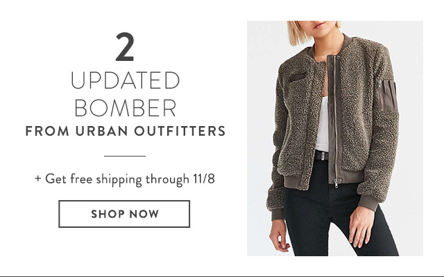 Bomber Jackets from Urban Outfitters