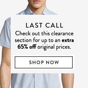 Take up to an extra 65% off at Last Call.