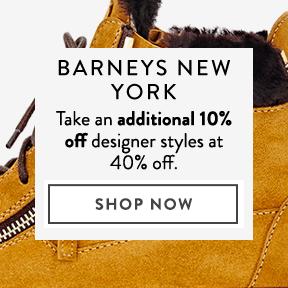 Barneys New York — 40% off