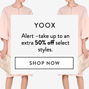 Yoox - take up to 50% off