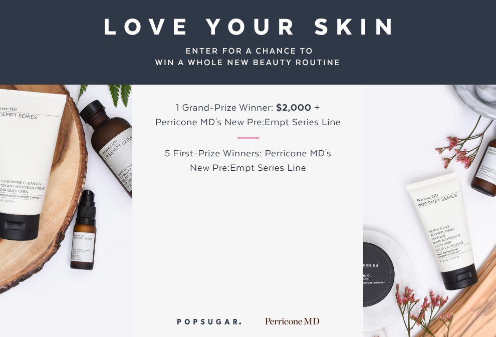 Perricone MD Beauty Giveaway