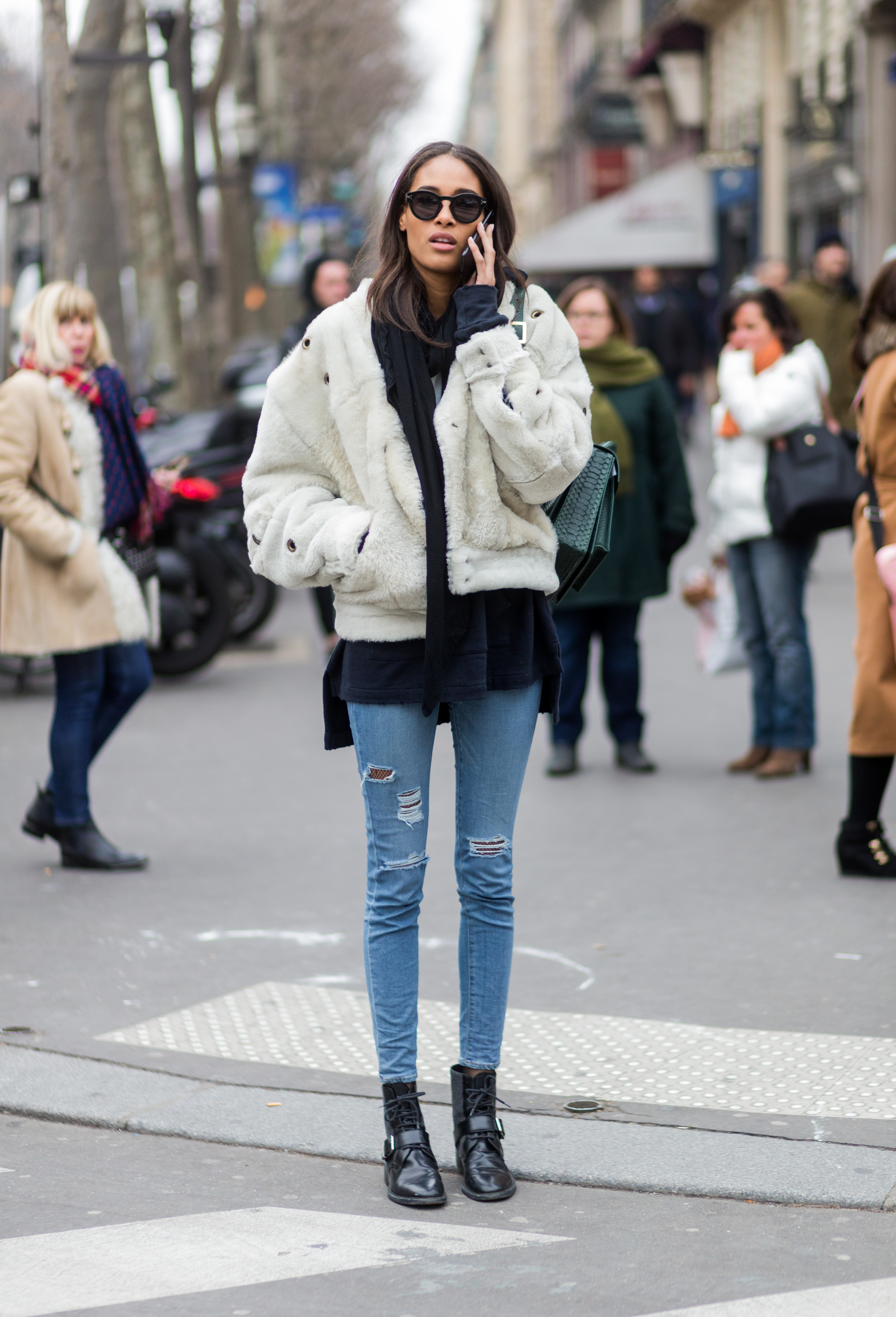 The Top Street Style Looks From Paris Couture Fashion Week ...