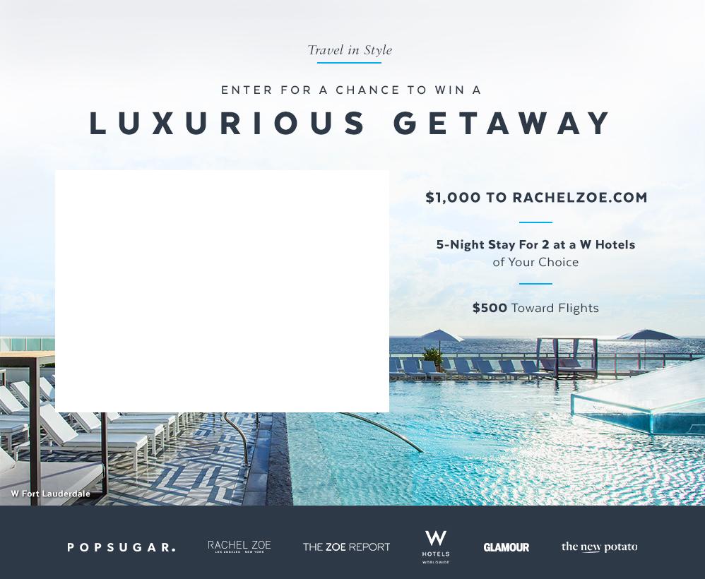 Win a Luxurious Getaway