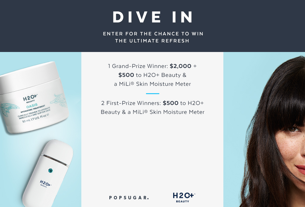 H2O Plus Beauty Sweeps