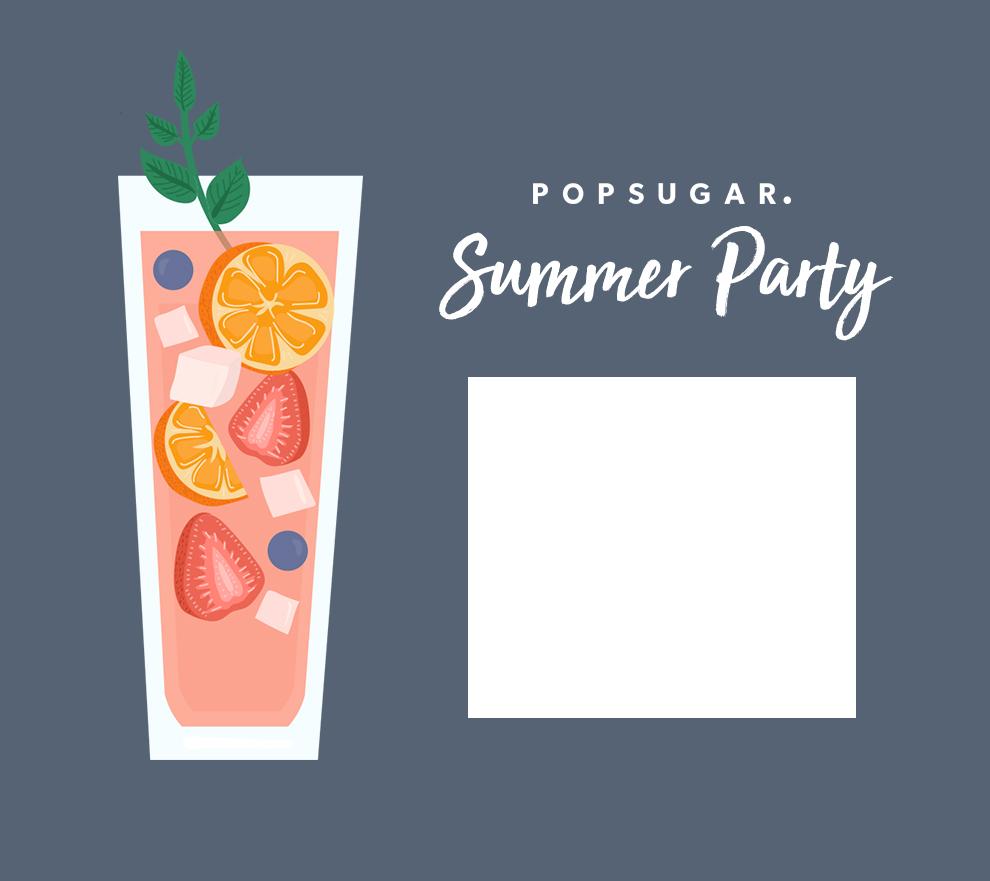 POPSUGAR SUMMER PARTY NYC
