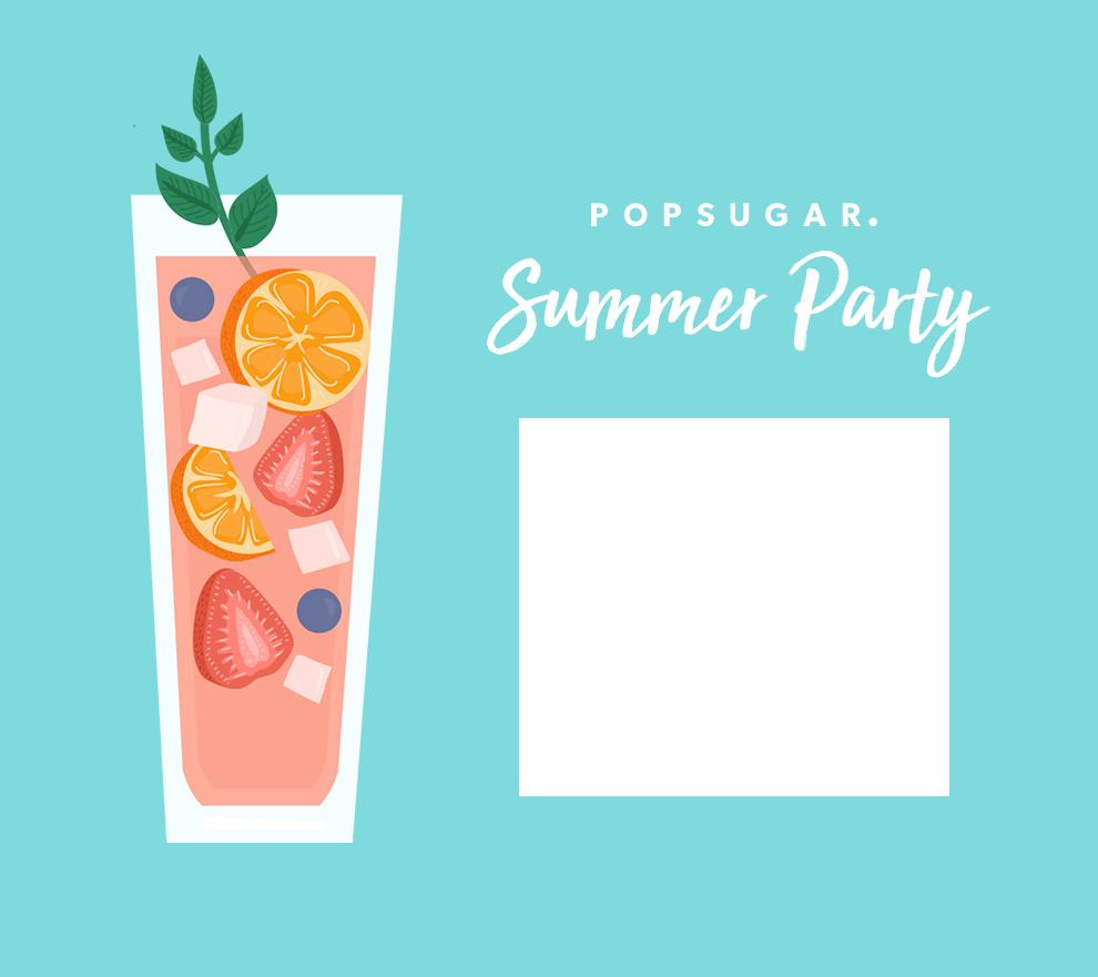 POPSUGAR SUMMER PARTY SF