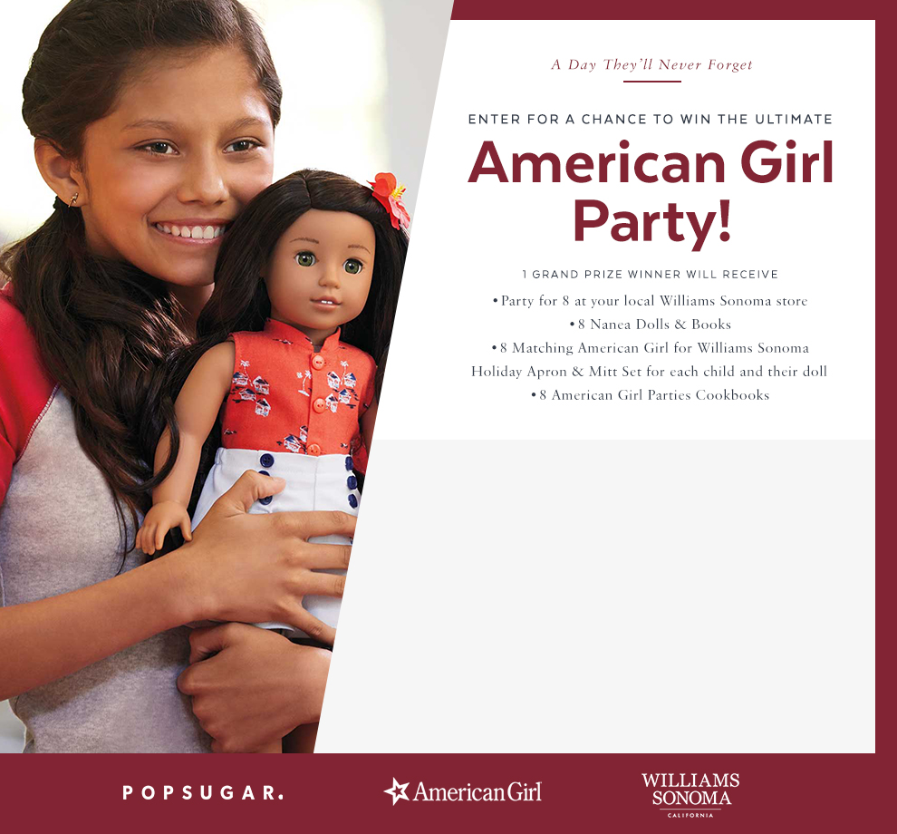 Ultimate American Girl Party Sweepstakes