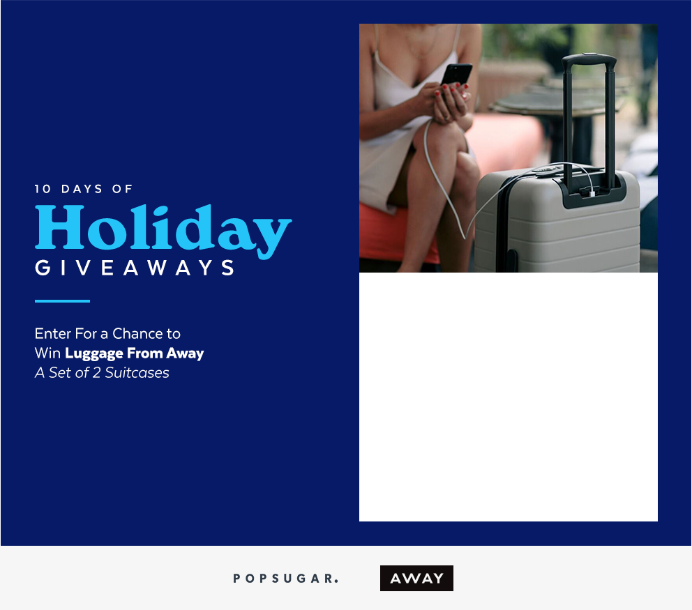 10 Days of Holiday Giveaways: Win Luggage From Away
