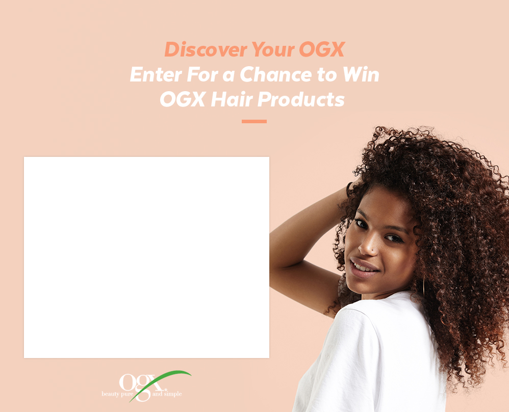 OGX Hair Product Giveaway