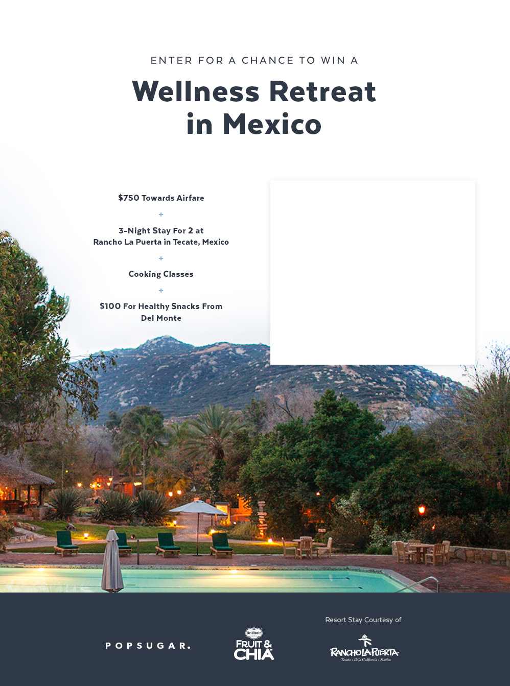 Wellness Retreat in Mexico