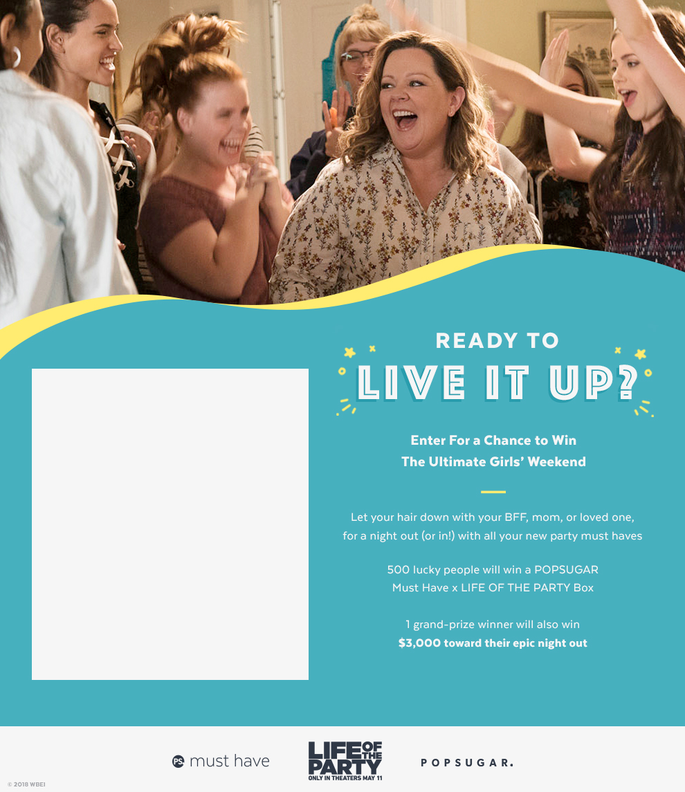 Life of the Party Sweepstakes