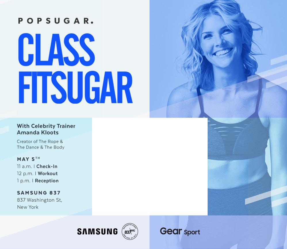 Samsung Class FitSugar