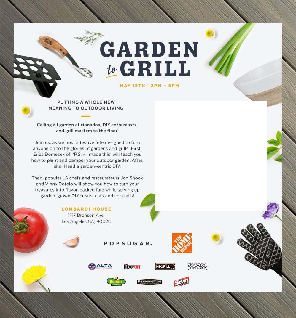 Garden to Grill