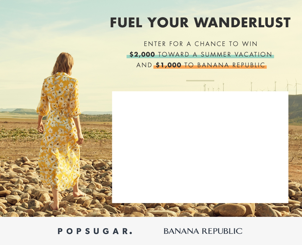 Win $2,000 and $1,000 to Banana Republic