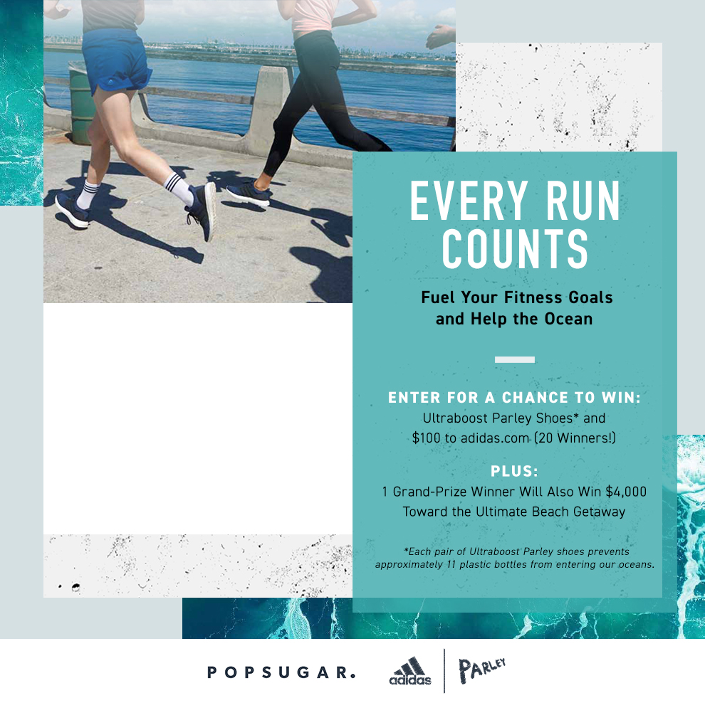 Every Run Counts Giveaway #2