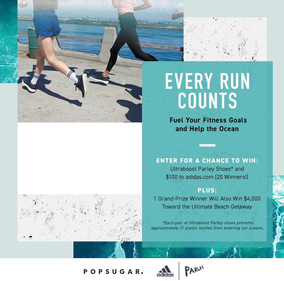 Every Run Counts Giveaway #1