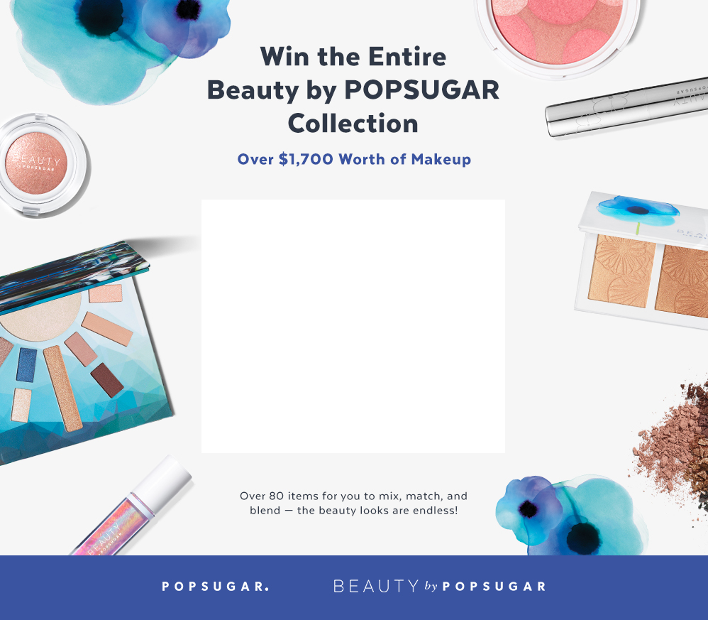 Beauty by POPSUGAR Makeup Giveaway
