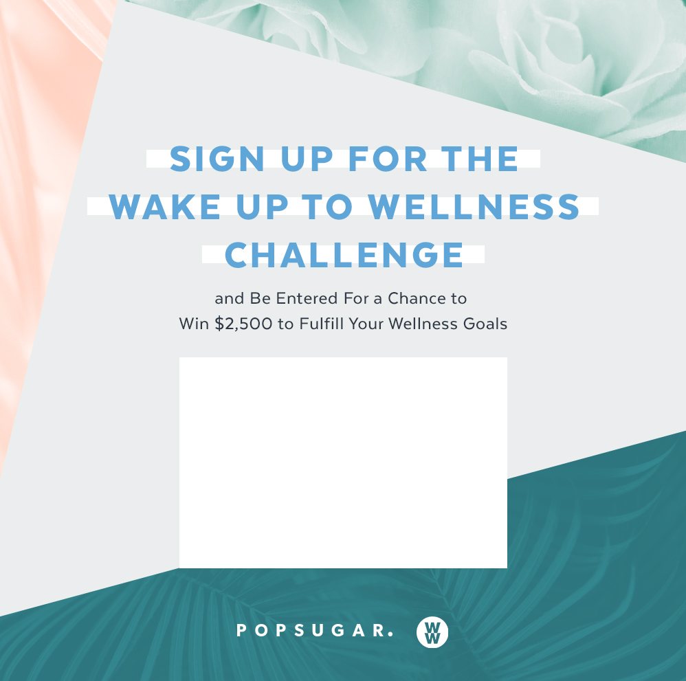 Win $2,500 For Wellness Goals