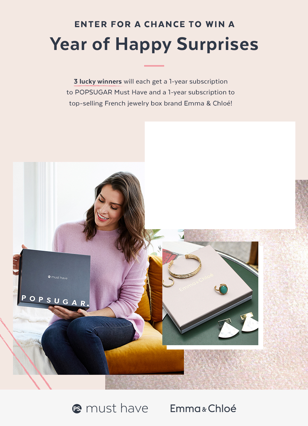 Win a 1-Year Subscription to POPSUGAR Must Have