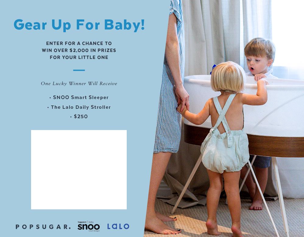 Snoo Lalo Baby Gear Giveaway