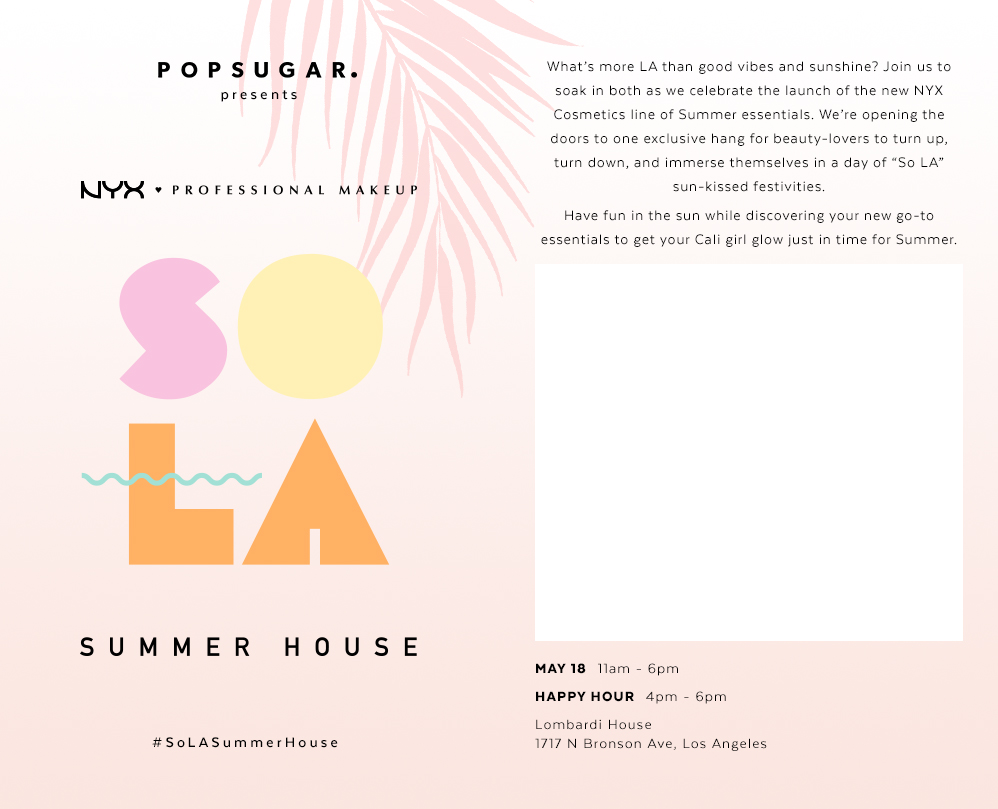 GA So LA Summer House