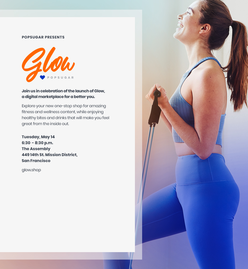 Glow Launch Event