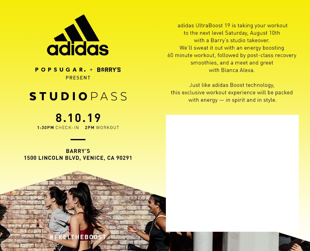 Adidas Ultraboost Blockbuster