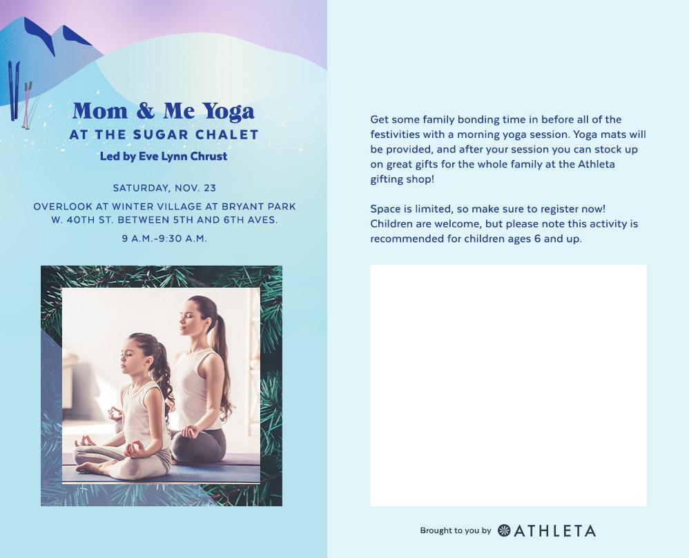 Mom & Me Yoga_Athleta