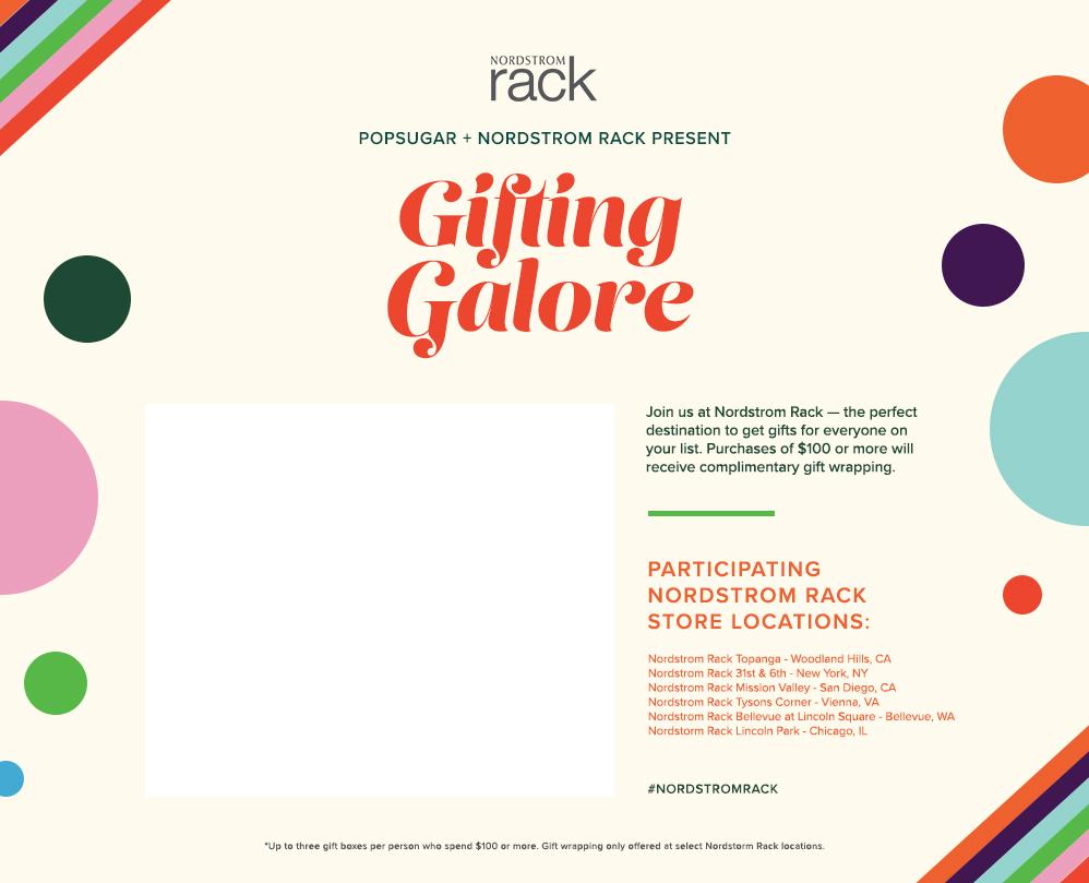 Nordstrom Rack Gifting Galore