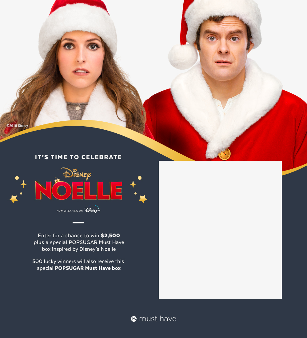POPSUGAR Must Have Disney's Noelle Sweepstakes