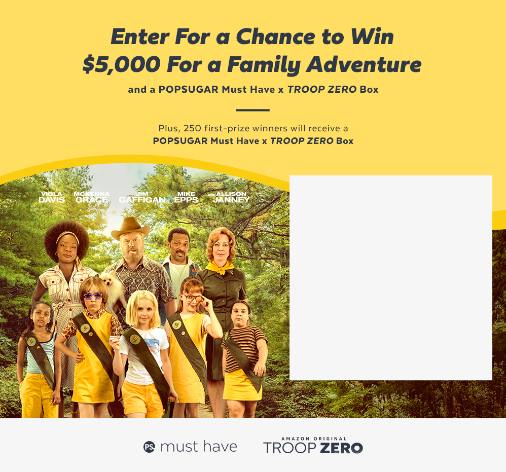 POPSUGAR Must Have x Troop Zero Giveaway